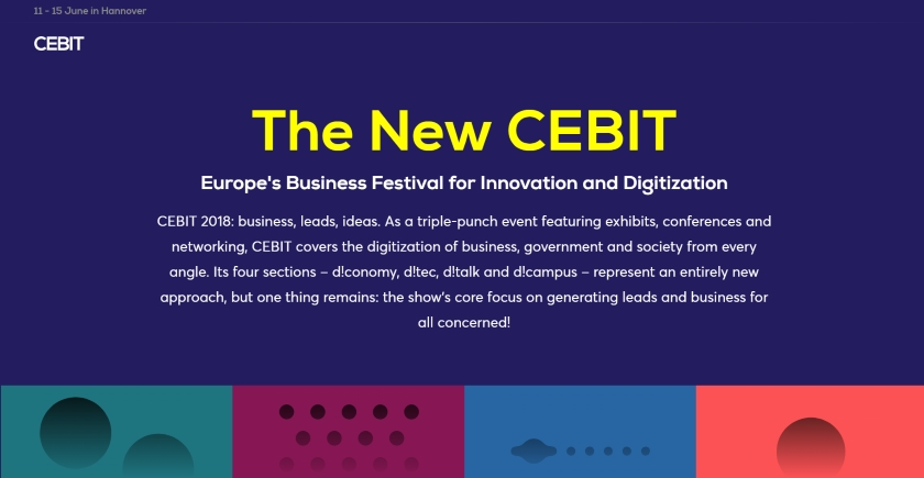 The New CEBIT