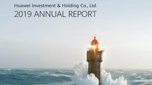 Huawei v roce 2019: tržby 123 miliard dolarů a meziroční růst 19 %