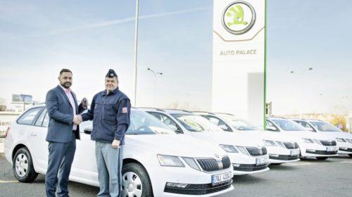 ŠKODA dodá státním úřadům přes 1370 osobních vozů