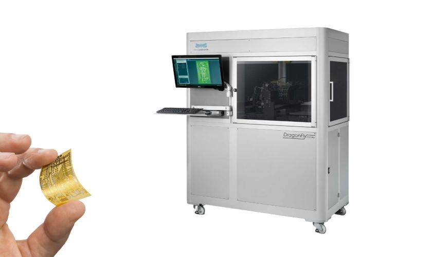 3D tiskárna umožňující tisknout desky plošných spojů