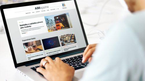 Aimtec spouští nový content hub o Průmyslu 4.0