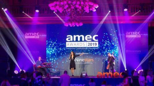 AMEC Award: NEWTON Media a Ogilvy získaly prestižní ocenění