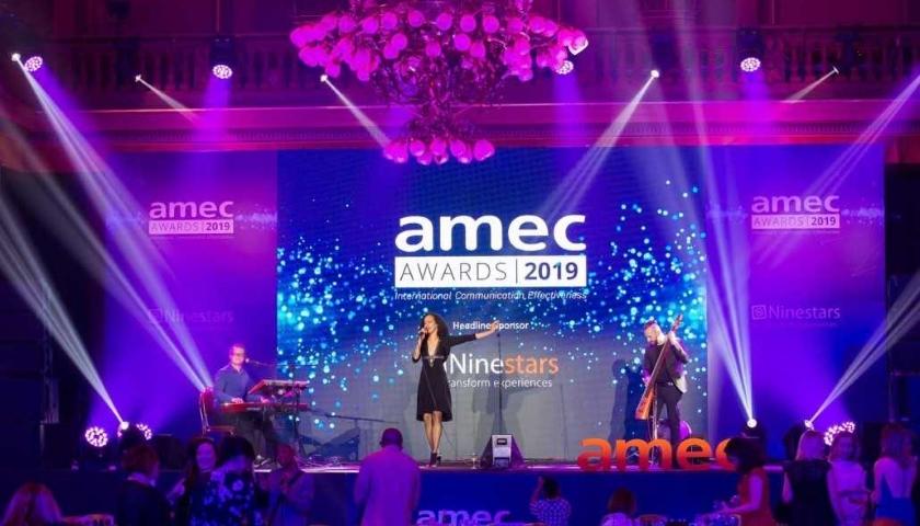 Amec Award