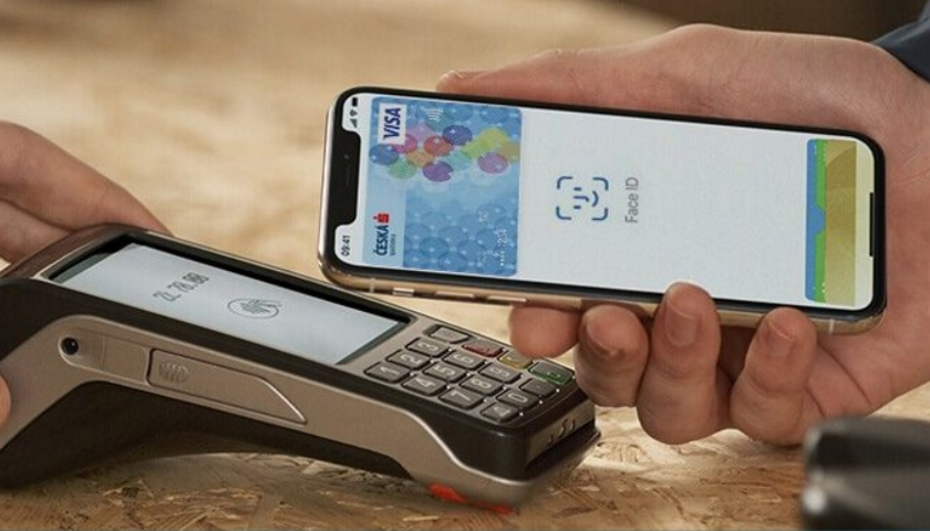 Apple Pay ČS