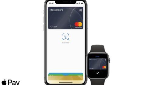 S Mastercard zaplatíte v Česku i pomocí Apple Pay