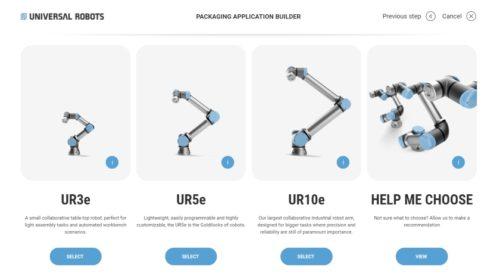 Application Builder – nástroj ke snadnému a rychlému vytvoření robotického pracoviště