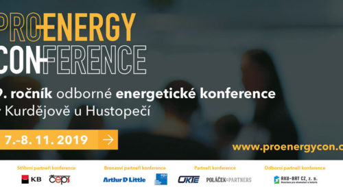 Konference: PRO-ENERGY CON 2019