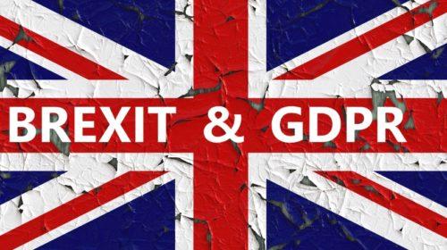 Tvrdý Brexit a GDPR
