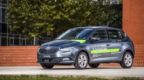 Carsharing Uniqway má za sebou prvních 200 000 kilometrů