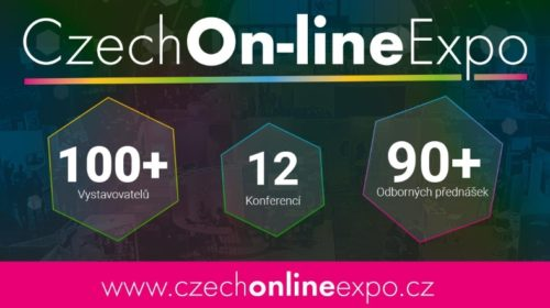 Konference: Czech On-line Expo 2019