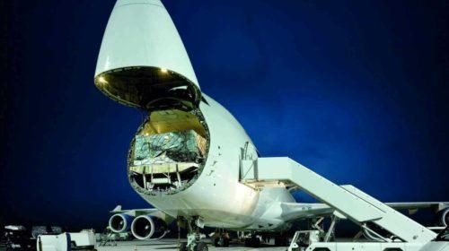 Poptávka po letecké nákladní přepravě roste