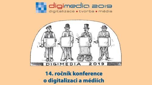 Konference: DIGIMEDIA 2019