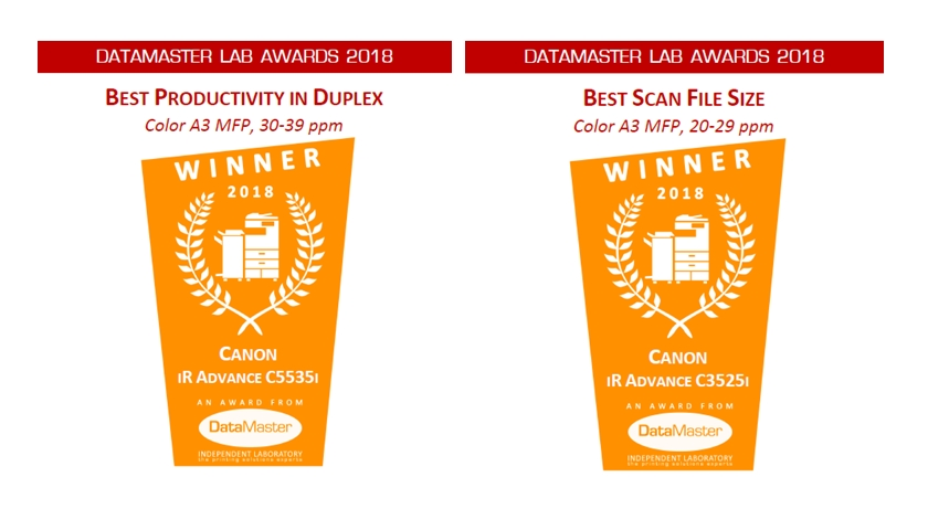 DataMaster Lab Awards 2018