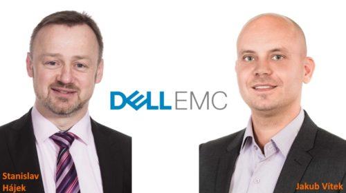 Změny v marketingovém týmu Dell EMC Česká republika