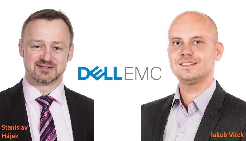 Dell EMC Česká republika Hájek Vítek