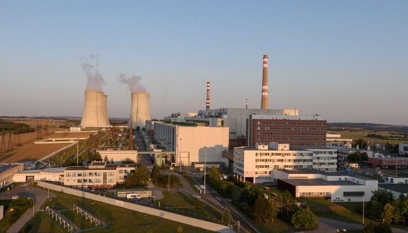 Dukovany jaderná elektrárna