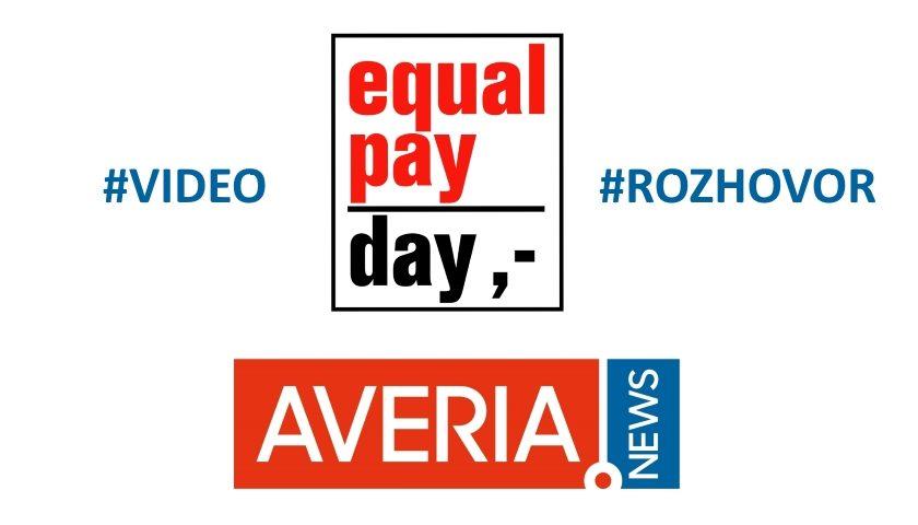 Equal Pay Day – Ženy sobě rozhovory