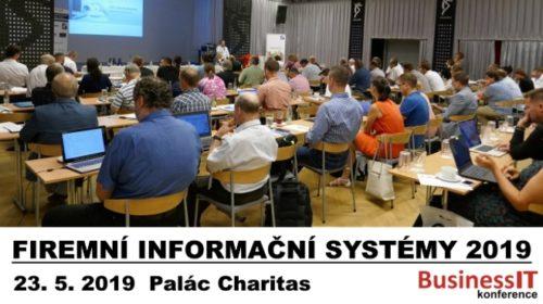 Konference: Firemní informační systémy
