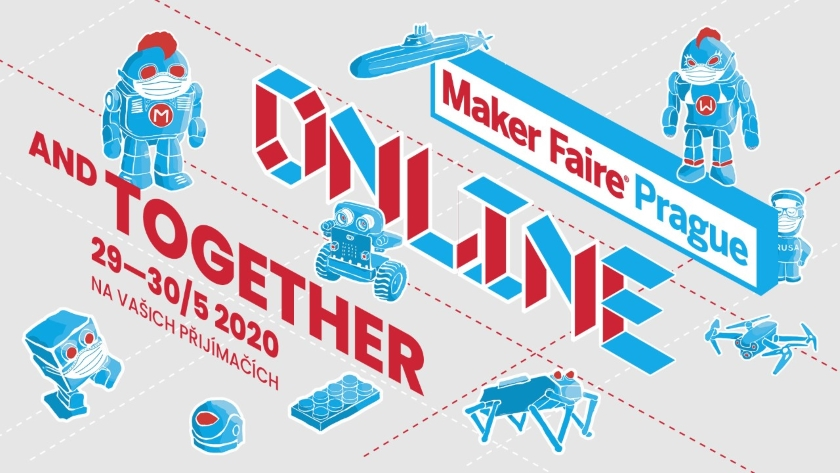 Festival Maker Faire Prague