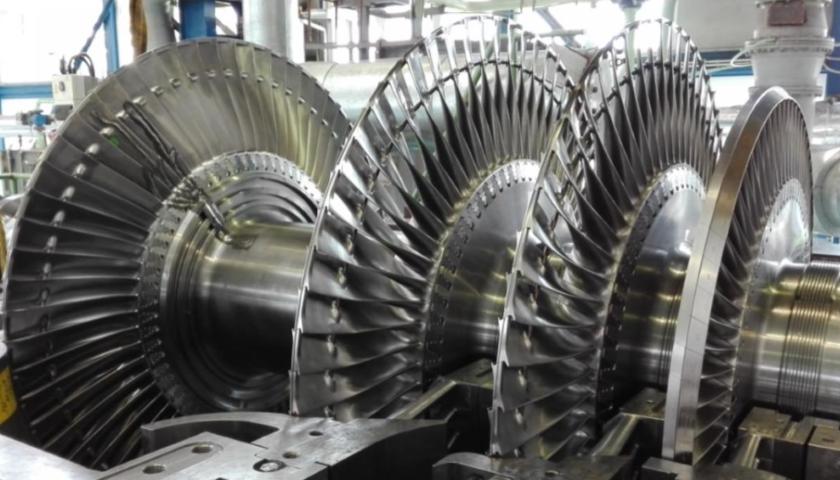 Flexibilní parní turbíny