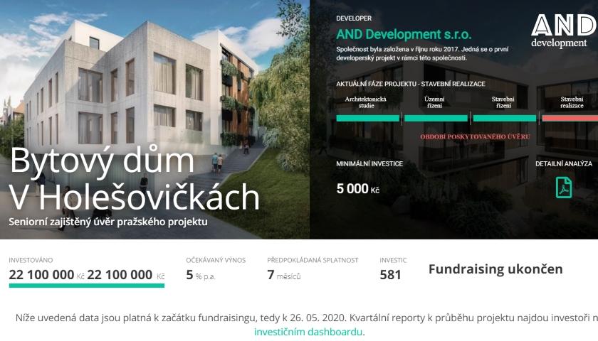 Fundraising Upvest