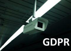 GDPR CCTV