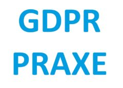 GDPR PRAXE