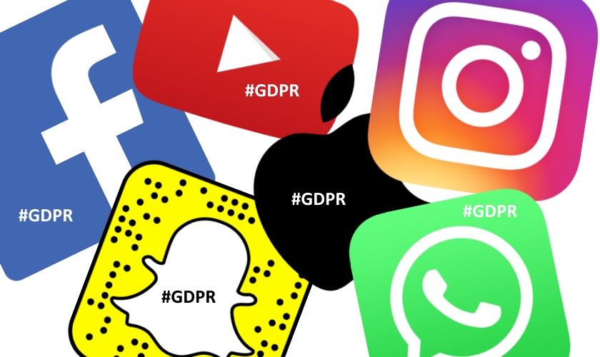 GDPR social media B2B NETWORK NEWS