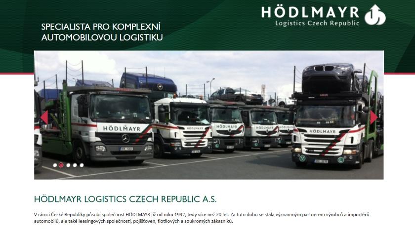 Hödlmayr Logistics CR