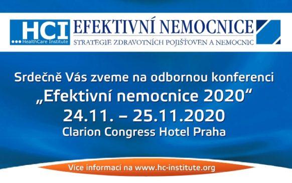 HCI Efektivní nemocnice 2020