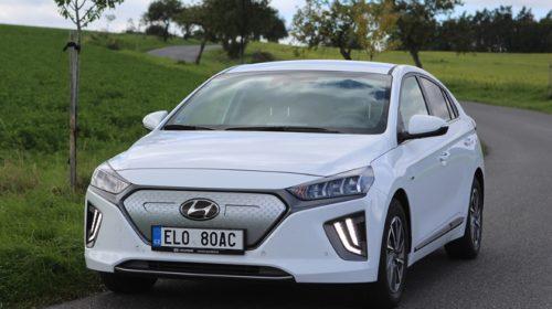 Hyundai IONIQ Electric automobilem s nejekonomičtějším pohonem