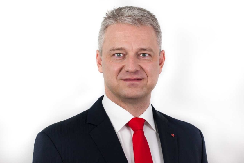 Jakub Dusílek UniCredit Bank Czech Republic and Slovakia