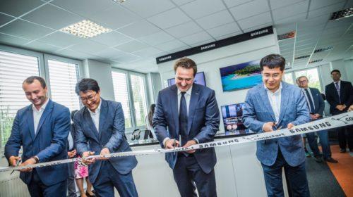 Conectart provozuje pro Samsung moderní kontaktní centrum
