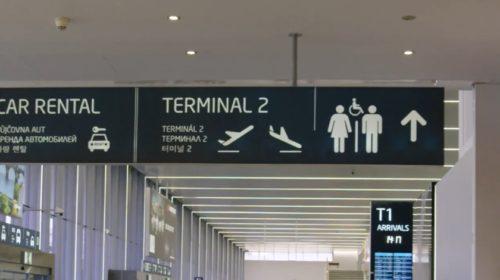 Letiště Praha zavádí samoobslužné odbavení zavazadel