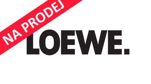 Mezinárodní prodej společnosti Loewe byl úspěšně zahájen