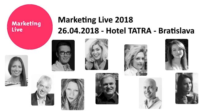 Marketing Live 2018