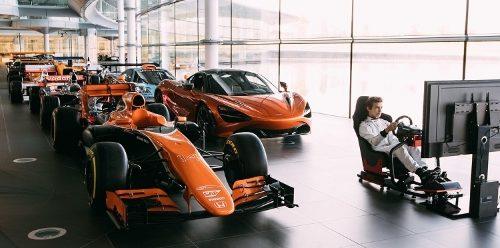 McLaren Dell Technologies