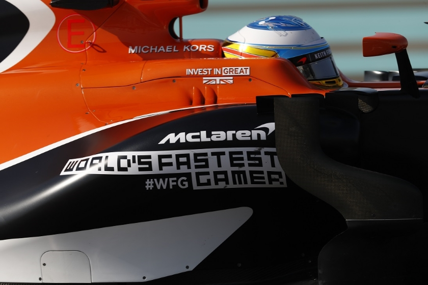 McLaren Dell Technologies Partners