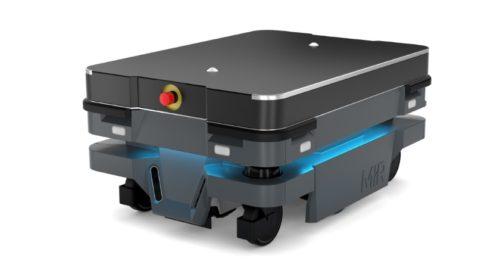 MiR250 mění standardy v oboru interní logistiky