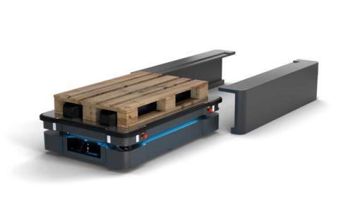 Mobile Industrial Robots představí na veletrhu MSV 2018 kompletní portfolio mobilních robotů