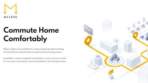 Technologický startup Mileus mění osobní přepravu ve městech