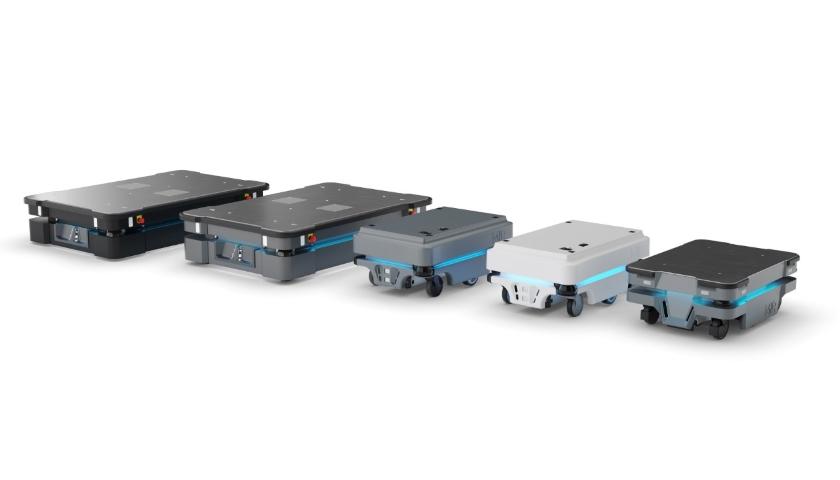 Mobile Industrial Robots AMR