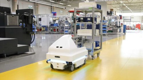 NIDEC GPM zefektivňuje logistiku