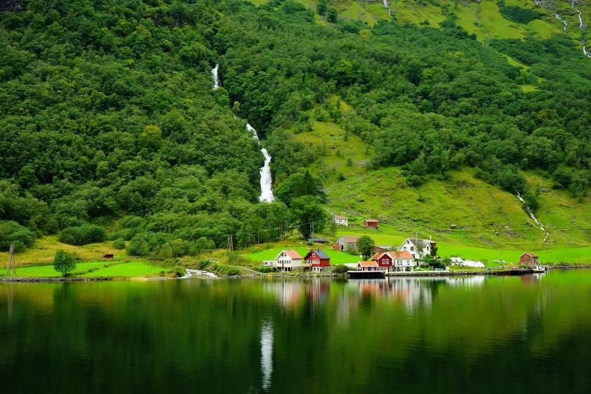 Norsko energetika