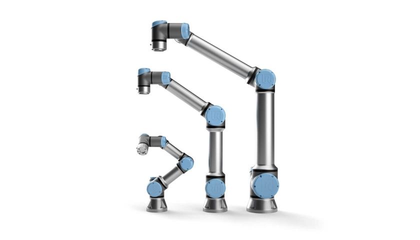Nové coboty řady e-Series
