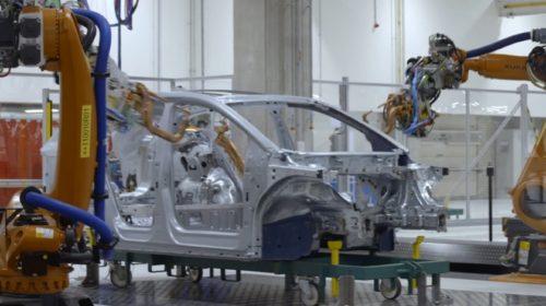 Nové centrum pro stavbu zkušebních vozů a prototypů