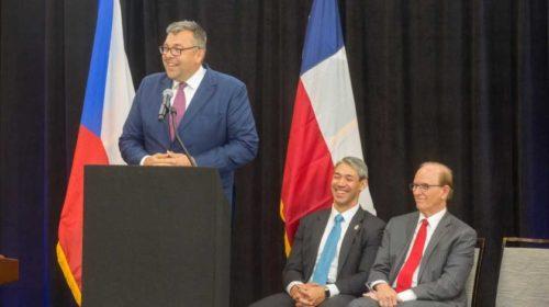 OKIN BPS má novou pobočku v Texasu