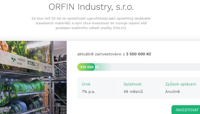 ORFIN Industry