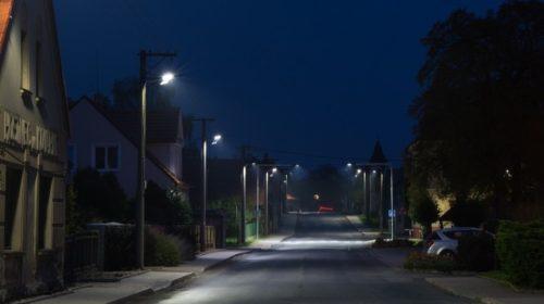 Obce renovují veřejná osvětlení