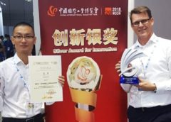 OnRobot Silver Award for Innovation